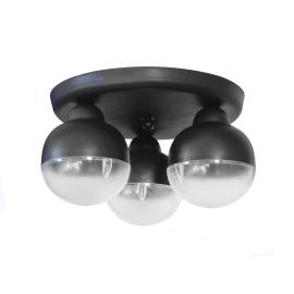 Φωτιστικό οροφής C-010CE 3L BLACK