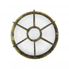 Φωτιστικό χελώνα SLP-450 BRONZE