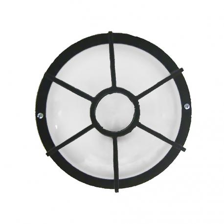 Φωτιστικό χελώνα SLP-450 BLACK