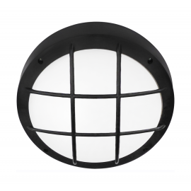 Φωτιστικό πλαφόν οροφής/τοίχου SLP-40B BLACK