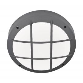 Φωτιστικό πλαφόν οροφής/τοίχου SLP-40Α BLACK