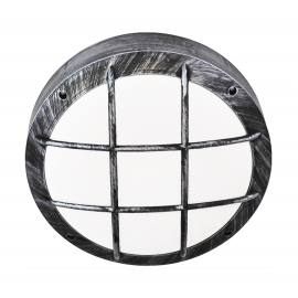 Φωτιστικό πλαφόν οροφής/τοίχου SLP-40B SILVER
