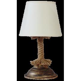Επιτραπέζιο φωτιστικό/Αμπαζούρ AM-24 TABLE LAMP ROPE