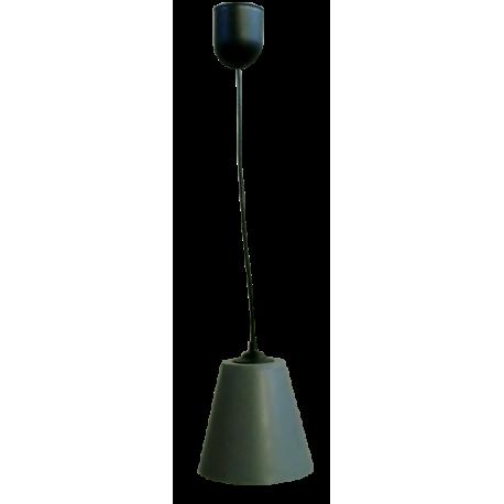 Κρεμαστό φωτιστικό FUN-01 1/Φ ΓΚΡΙ CONOS