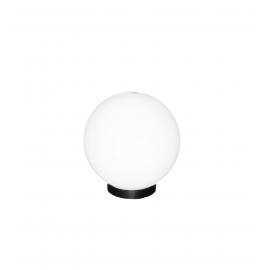 Mπάλα πλαστική Φ40 γαλακτερή