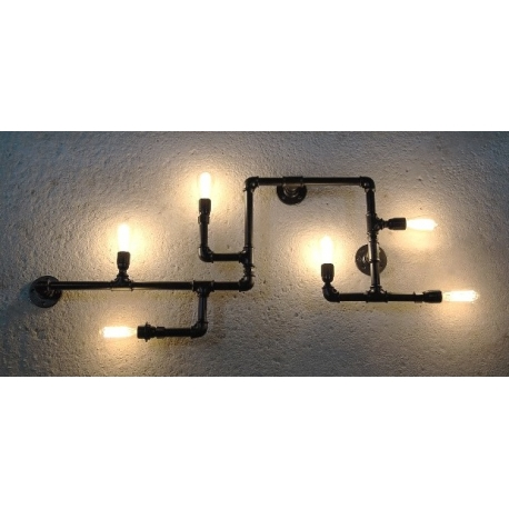Φωτιστικό Οροφής / τοίχου PP-27 6/L ART