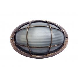 Φωτιστικό χελώνα Αλουμινίου ALT-400 BLACK