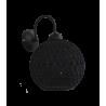 SILK-01/ΑΡ Φ20 BLACK-BLACK ΑΠΛΙΚΑ