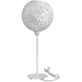 SILK-01/PR TABLE LAMP WHITE Φ20