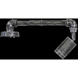 Industrial απλίκα PP-27AP LABEL -A- SILVER