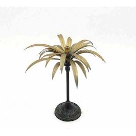 """Μεταλλικό Κηροπήγιο """"Palm""""  45cm"""