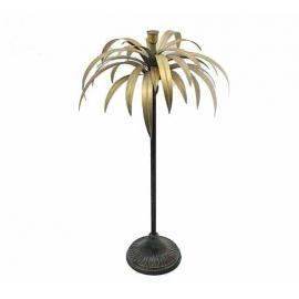 """Μεταλλικό Κηροπήγιο """"Palm""""  71cm"""