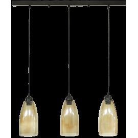 Φωτιστικό GL-5050 RAGA 3L BL-MELI
