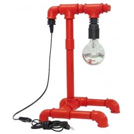 Φωτιστικό/επιτραπέζιο PP-TUBE RED