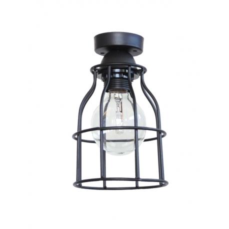Φωτιστικό Οροφής   FUN-10 1/L CE BLACK