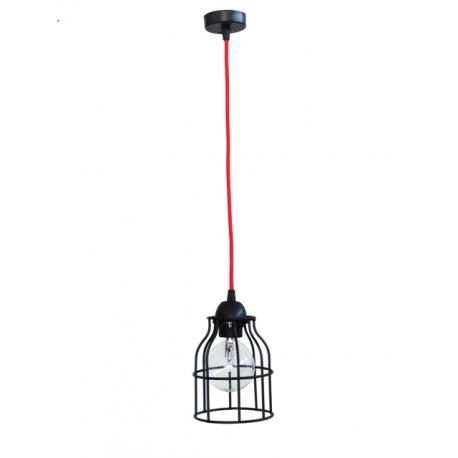 Κρεμαστό φωτιστικό/οροφής  FUN-10 1/L RED