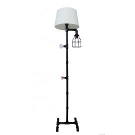 Φωτιστικό Επιδαπέδιο/Ορθοστάτης PP-27 2/L ART FLOOR LAMP FUN-10