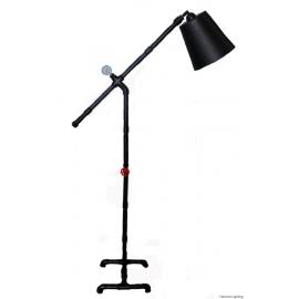 Φωτιστικό Επιδαπέδιο/Ορθοστάτης PP-27 FLOOR LAMP FUN-03 BLACK