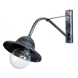 Φωτιστικό απλίκα W45-901 SILVER