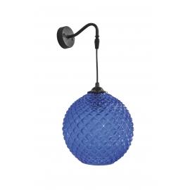 Φωτιστικό τοίχου / απλίκα  S-5010-20AP BLUE