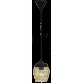 Φωτιστικό κρεμαστό AP-97Κ BLACK