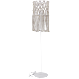 MACRAME  MAC-02 FLOOR LAMP